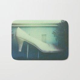 Glass Slipper Bath Mat
