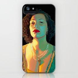 Maisie iPhone Case