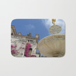 Castle fountain Bath Mat
