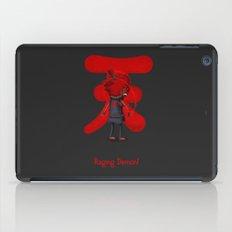 Raging Demon iPad Case