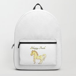 """ Happy Trails "" Backpack"