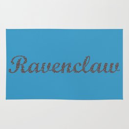 One word - Ravenclaw Rug