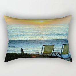 Cambria Sunset Rectangular Pillow