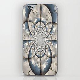 Hypnotic Sky iPhone Skin