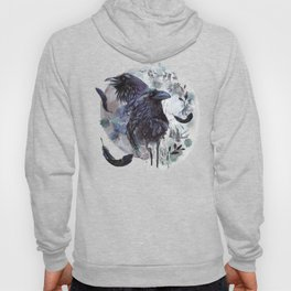 Full Moon Fever Dreams Of Velvet Ravens Hoody