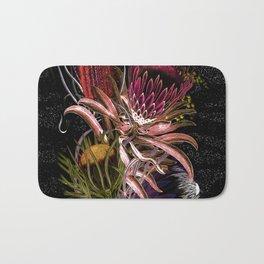 Australian Native Flora Bath Mat