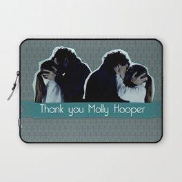 Thank you Molly Hooper Laptop Sleeve