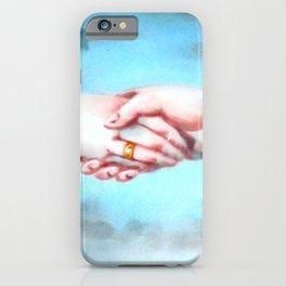 Ici repose 2 iPhone Case