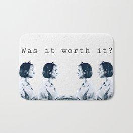 Was it Worth it? Bath Mat