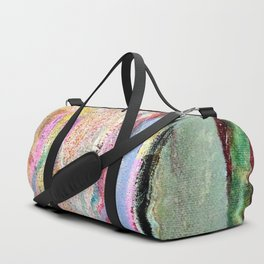 Colorful Bohemian Abstract 1 Duffle Bag
