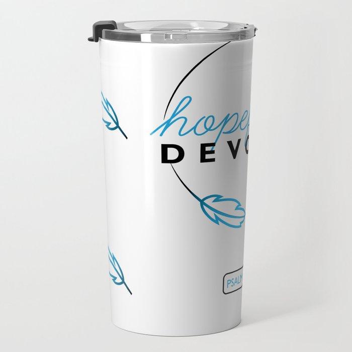 Hopefully Devoted Travel Mug