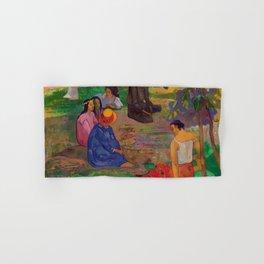 "Paul Gauguin ""Conversation"" Hand & Bath Towel"