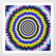 Big Bang Art Print