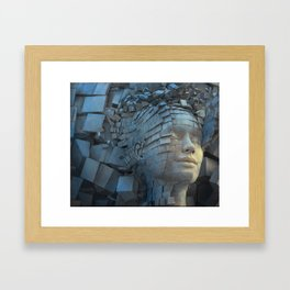 Dissolution of Ego Framed Art Print