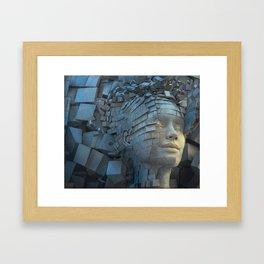 Dissolution of Ego Framed Art Print