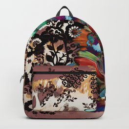 Lace & Butterflies Mix Backpack