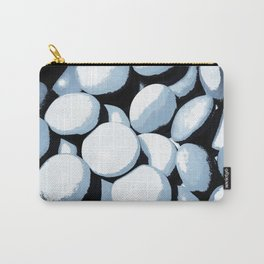 Selenium Abstract Carry-All Pouch