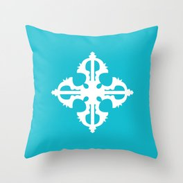 Bajra Throw Pillow