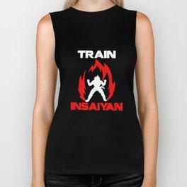 Train Insaiyan Tank Top Bro Dbz Super Saiyan Gym Dragon Ball  Vegeta T-Shirts Biker Tank