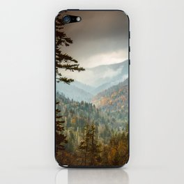 Great Smokies iPhone Skin