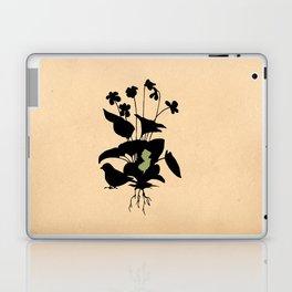 New Jersey - State Papercut Print Laptop & iPad Skin
