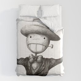 Mr. Turnip Head Comforters