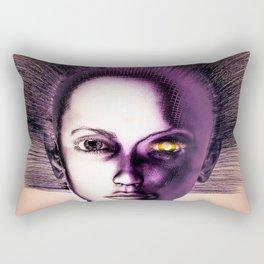 Personal Assistant Rectangular Pillow
