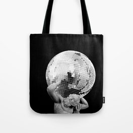 Weight of the Weekend Tote Bag