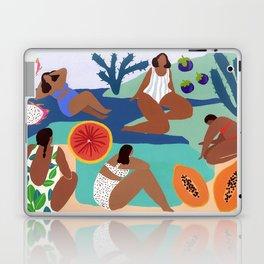 Fruity Bay Laptop & iPad Skin