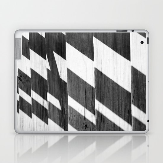 Stairs Laptop & iPad Skin