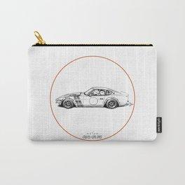Crazy Car Art 0001 Carry-All Pouch