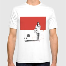June | Collage T-shirt