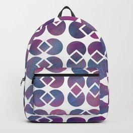 Broken Geometry 4 Backpack