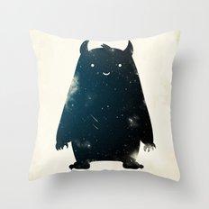 Mr. Cosmos (Color Version) Throw Pillow