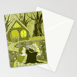 Time For a Snack Stationery Cards