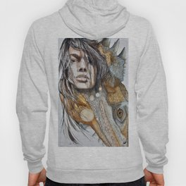 Changing Colors Hoody