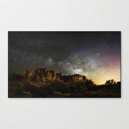 Lost Dutchman's Gold Canvas Print