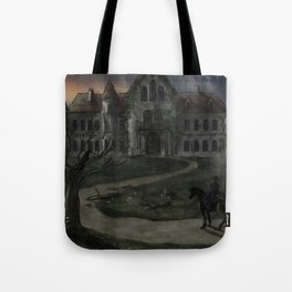 The Fall of the House of Usher Tote Bag