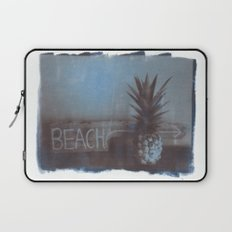 pineapple beach Laptop Sleeve