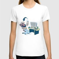 popeye T-shirts featuring Popeye by Kalablu Studio
