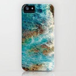 Rocky Beach No1 iPhone Case