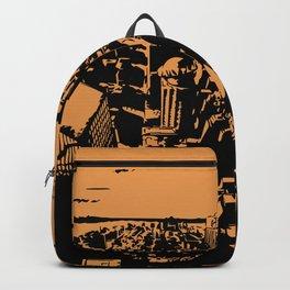 Emerald Night Backpack