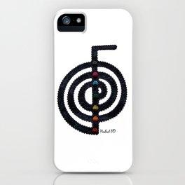 Reversed Reiki iPhone Case