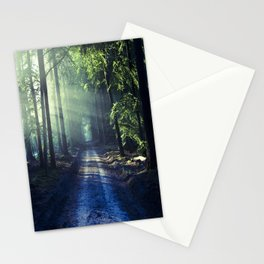 Path to the Forest Stationery Cards