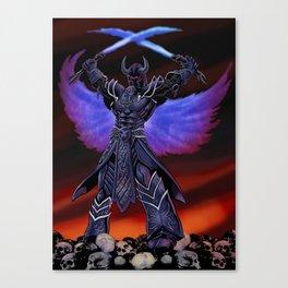 Deathwings Canvas Print