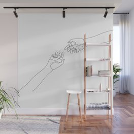 Find me Wall Mural