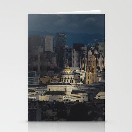 City Hall Stationery Cards