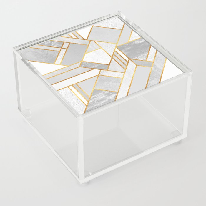 Gold City Acrylic Box