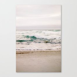 The Call of the Sea Canvas Print