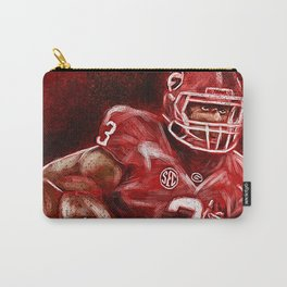 Todd Gurley of UGA Bulldog Football Carry-All Pouch